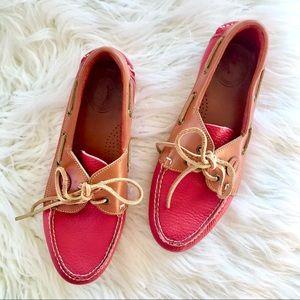 Dooney & Bourke Regatta Pebbled Leather Loafers